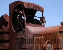 116 Truck Giclee Print, Farm Equipment, Northern California Photography