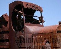 116 Truck Giclee Print, Farm Equipment, Northern California Photography