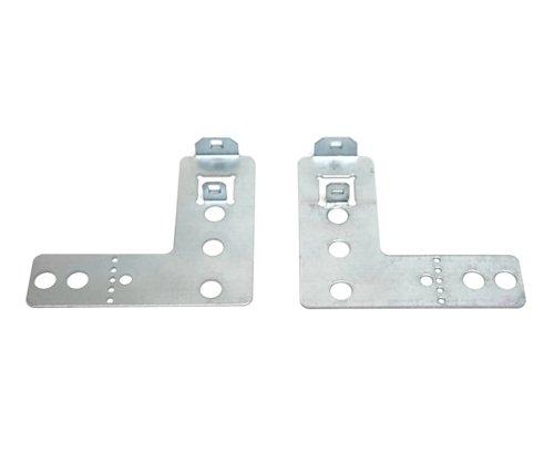 Dishwasher Mounting Bracket Kit - 2pk