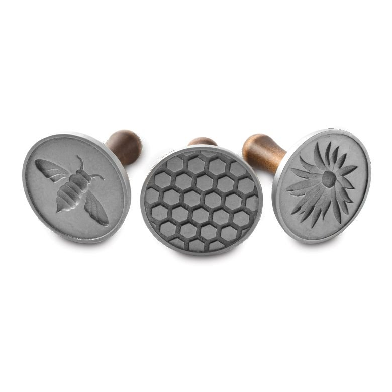 Nordic Ware Honey Bee Cookie Stamp Set