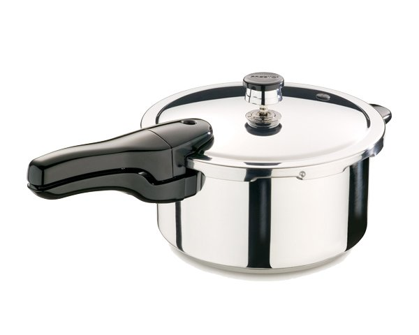 Presto Stainless Steel Pressure Cooker - 4 Quart
