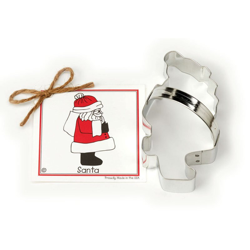 Cookie Cutter - Santa Claus