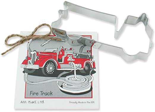 Cookie Cutter - Firetruck