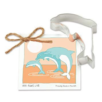 Cookie Cutter - Dolphin