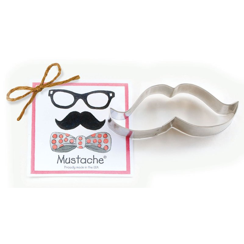 Cookie Cutter - Mustache
