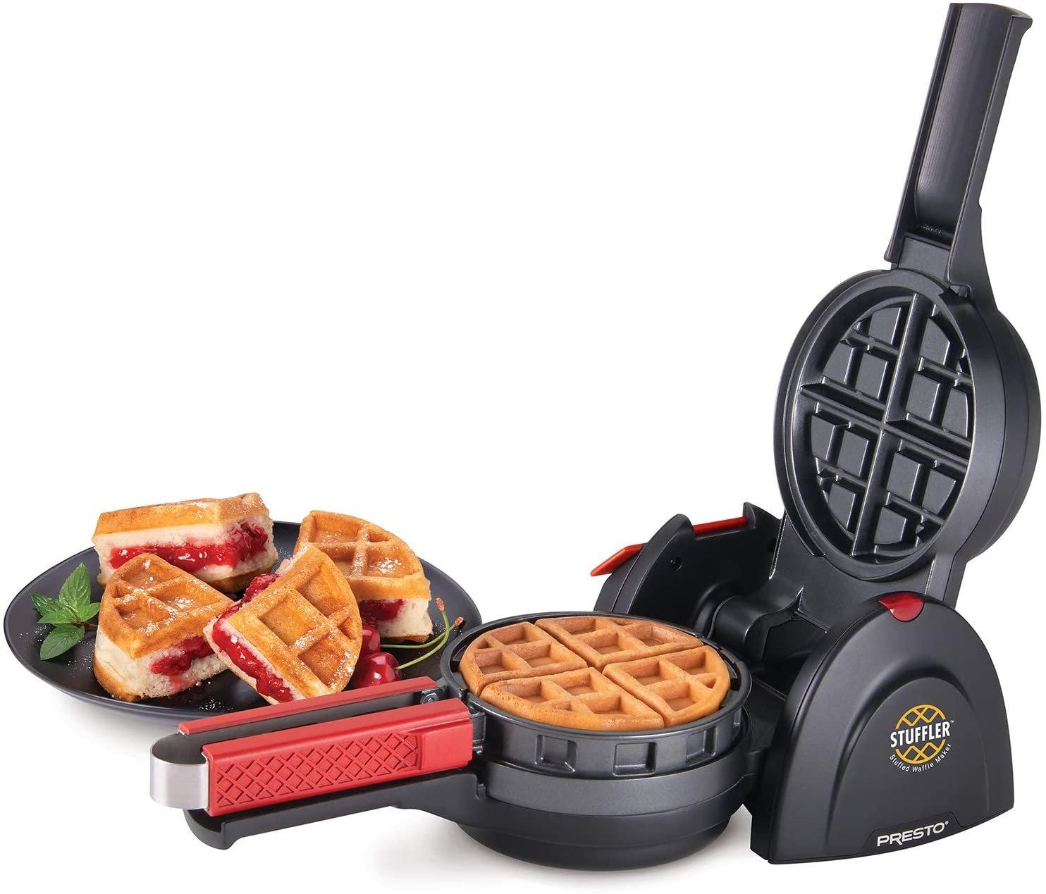 Presto Stuffler Stuffed Waffle Maker