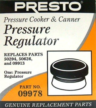 Presto Pressure Regulator - 15 Pound
