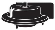 Presto Pressure Regulator/Steam Release Valve - 15 Pound