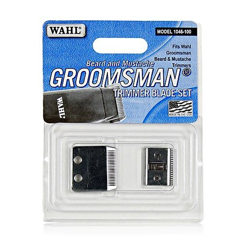 Wahl Groomsman Clipper Blades