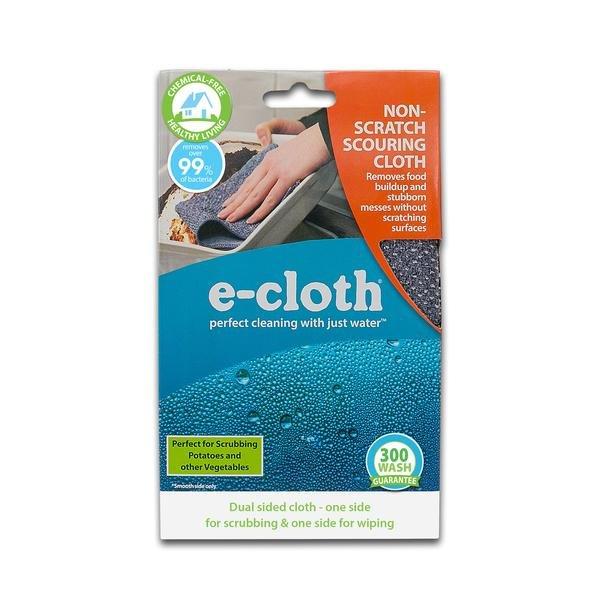 eCloth Non-Scratch Scouring Cloth