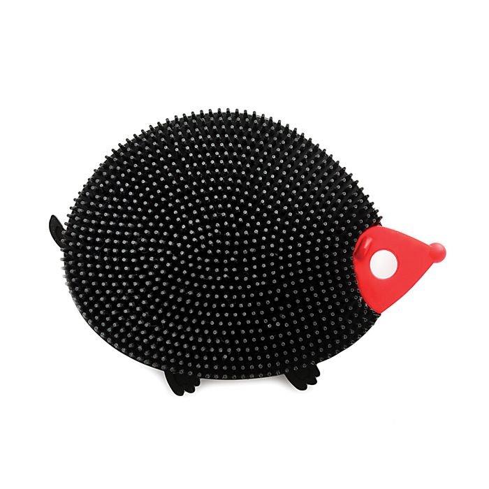 Norpro Silicone Dish Brush - Hedgehog