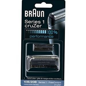 Braun Series 1 Combi 10B Foil & Cutter