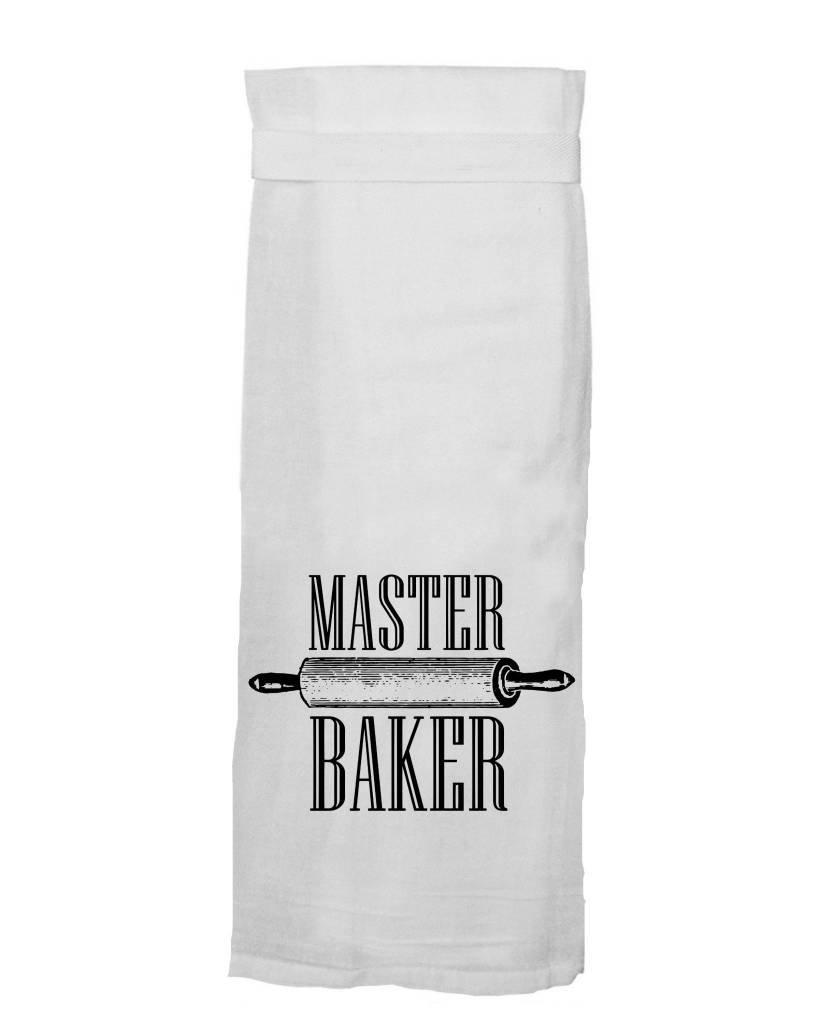 Flour Sack Towel - Master Baker