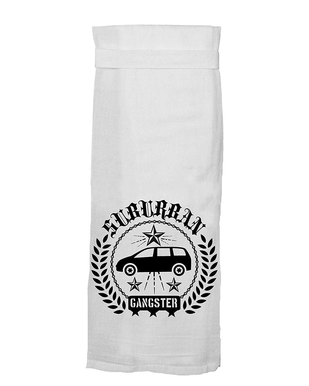 Flour Sack Towel - Suburban Gangster