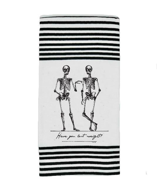 Terry Towel - Have You Lost Weight