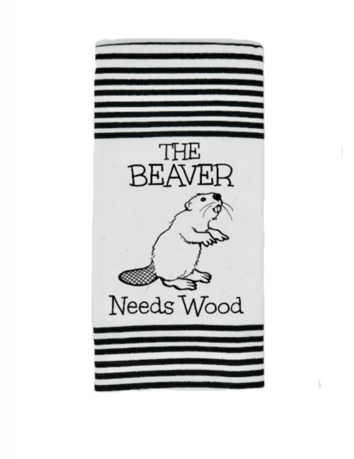 Terry Towel - The Beaver