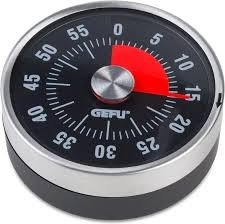 Large Magnetic Timer