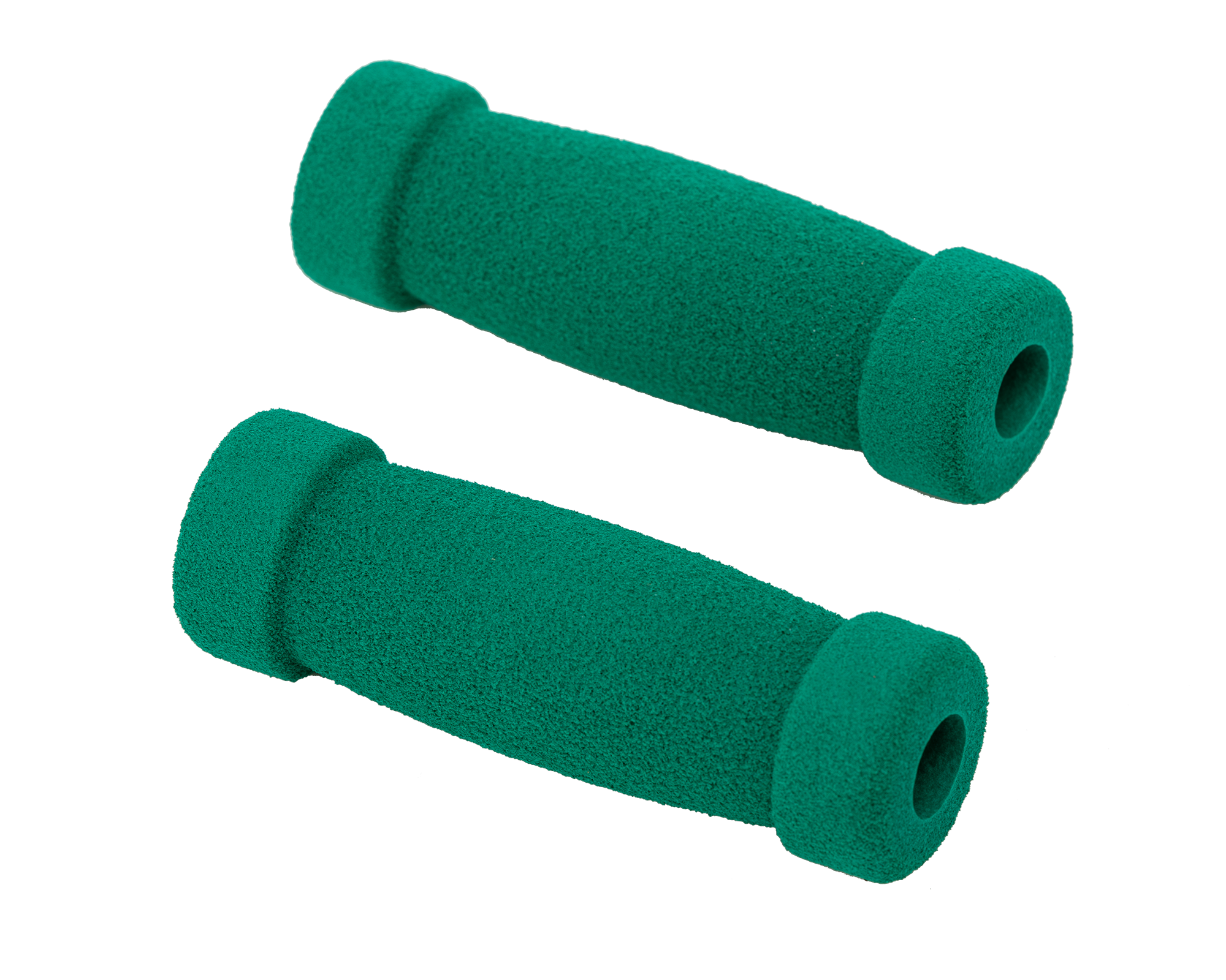 Razor Foam Handlebar Grip - Green, Set of 2
