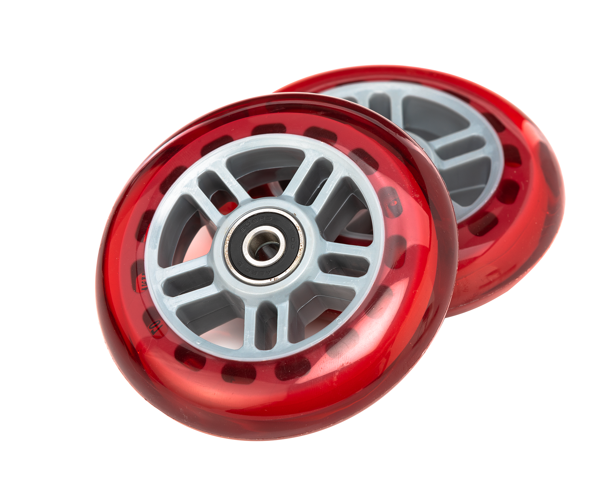 Razor Scooter 98mm Wheels - Red