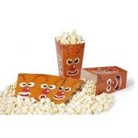 Reindeer Cheer Popcorn Tubs - 8 Pack