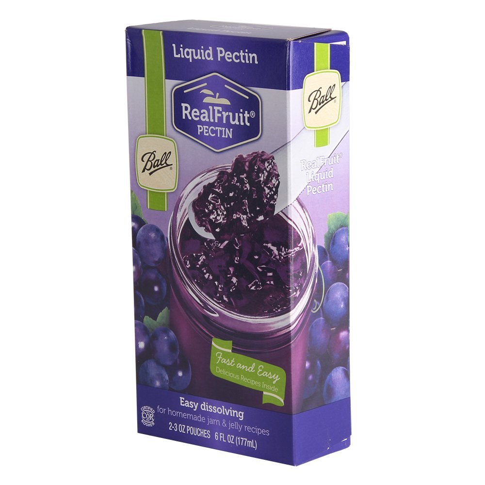 Liquid Fruit Pectin - Easy Gel