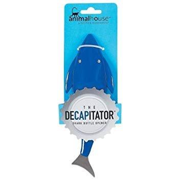 The Decapitator Shark Bottle Opener