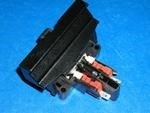 Dishwasher Door Latch Black