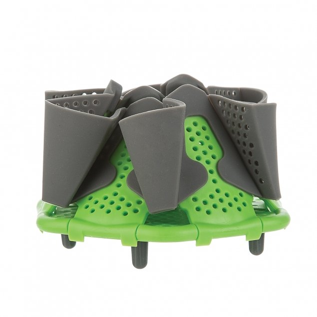 Progressive Fold & Snap Steamer Basket