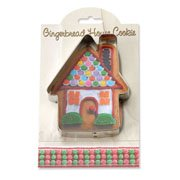 Cookie Cutter - Gingerbread House