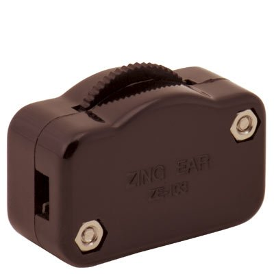 In-Line Cord Dimmer Switch - Brown SPT-1