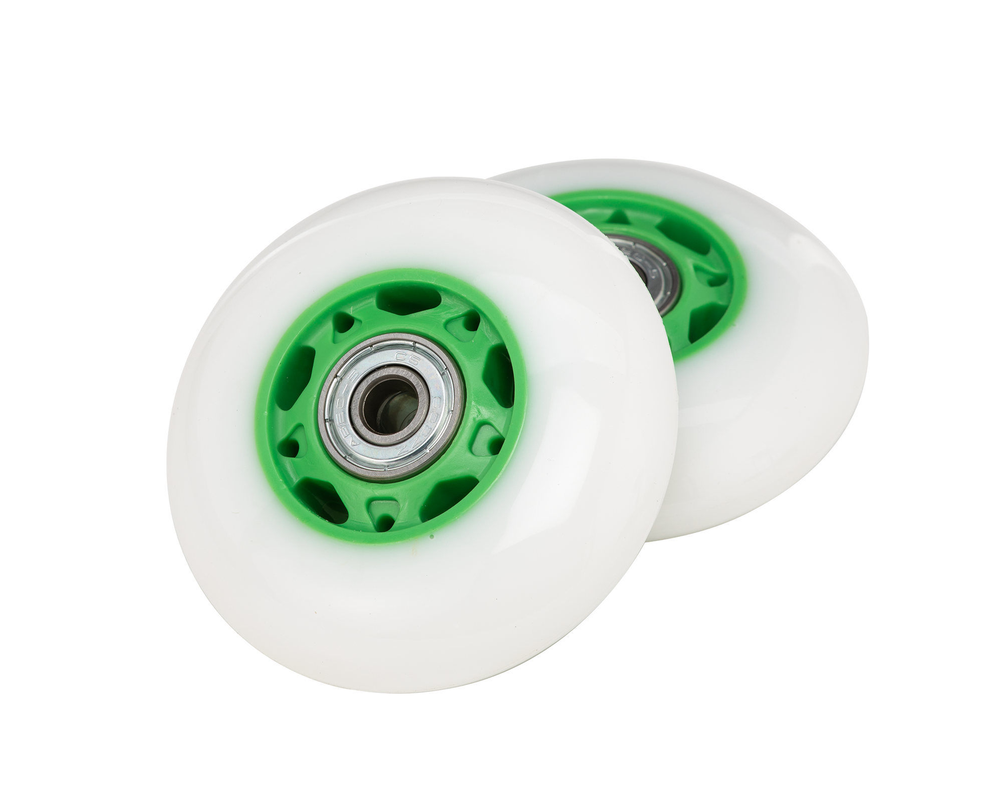Razor RipStik/Crazy Cart 76mm Wheels - Green