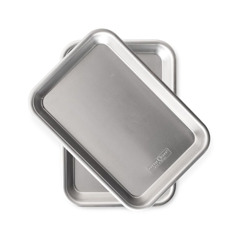 Nordic Ware Burger Serving Trays - 2pk