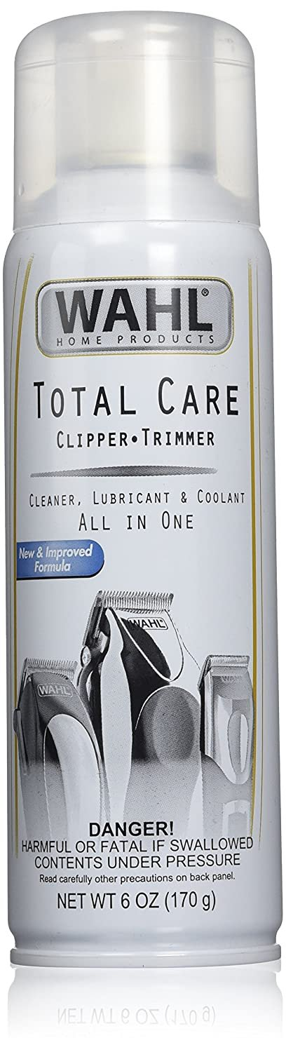 Wahl Total Care - Coolant, Lubricant & Cleaner All in One 6oz