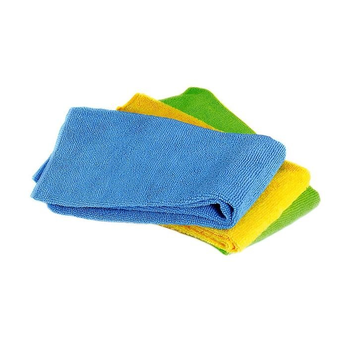 Microfiber Cloth - Set of 3