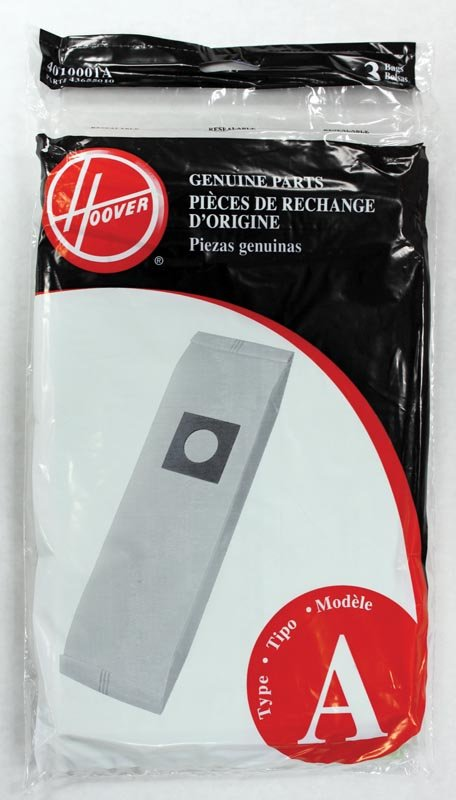 Hoover Vacuum Bags - Style A (3-Pack)