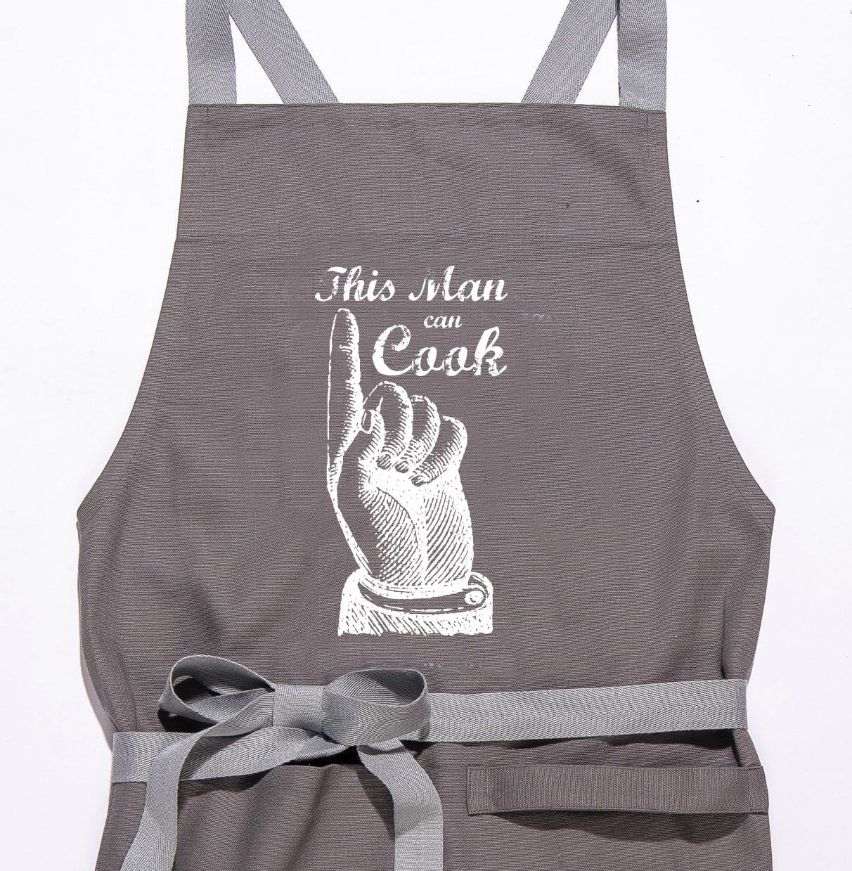 Apron - This Man Can Cook - 414015