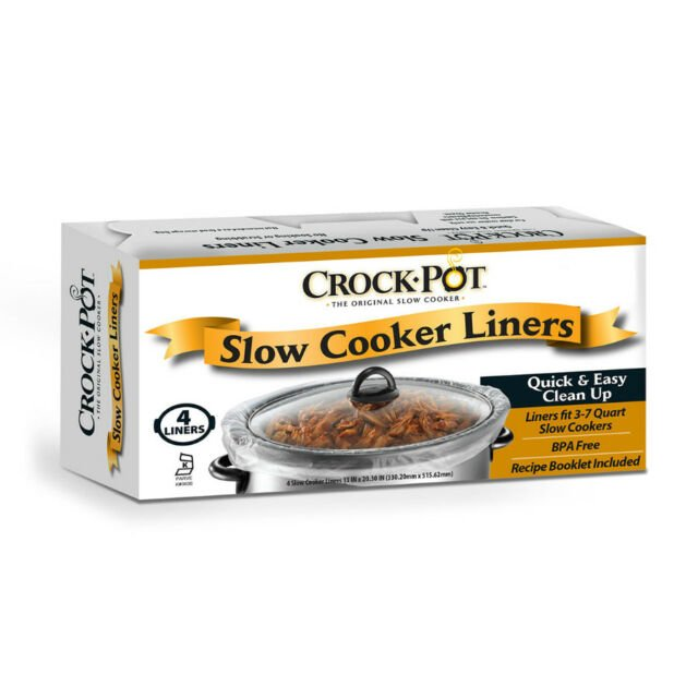 CrockPot Slow Cooker Liners