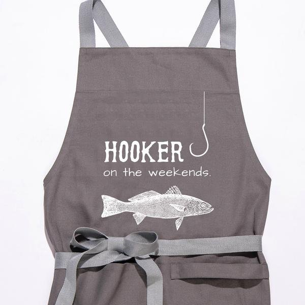 Apron - Hooker on the Weekend