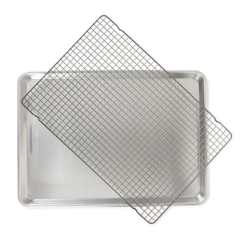 Nordic Ware Big Sheet Pan w/ Cooling Rack