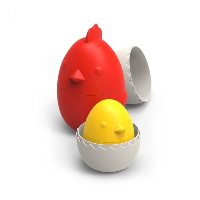 Nested - Chicken Measuring Cups