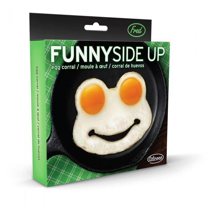 FunnySide Up - Frog