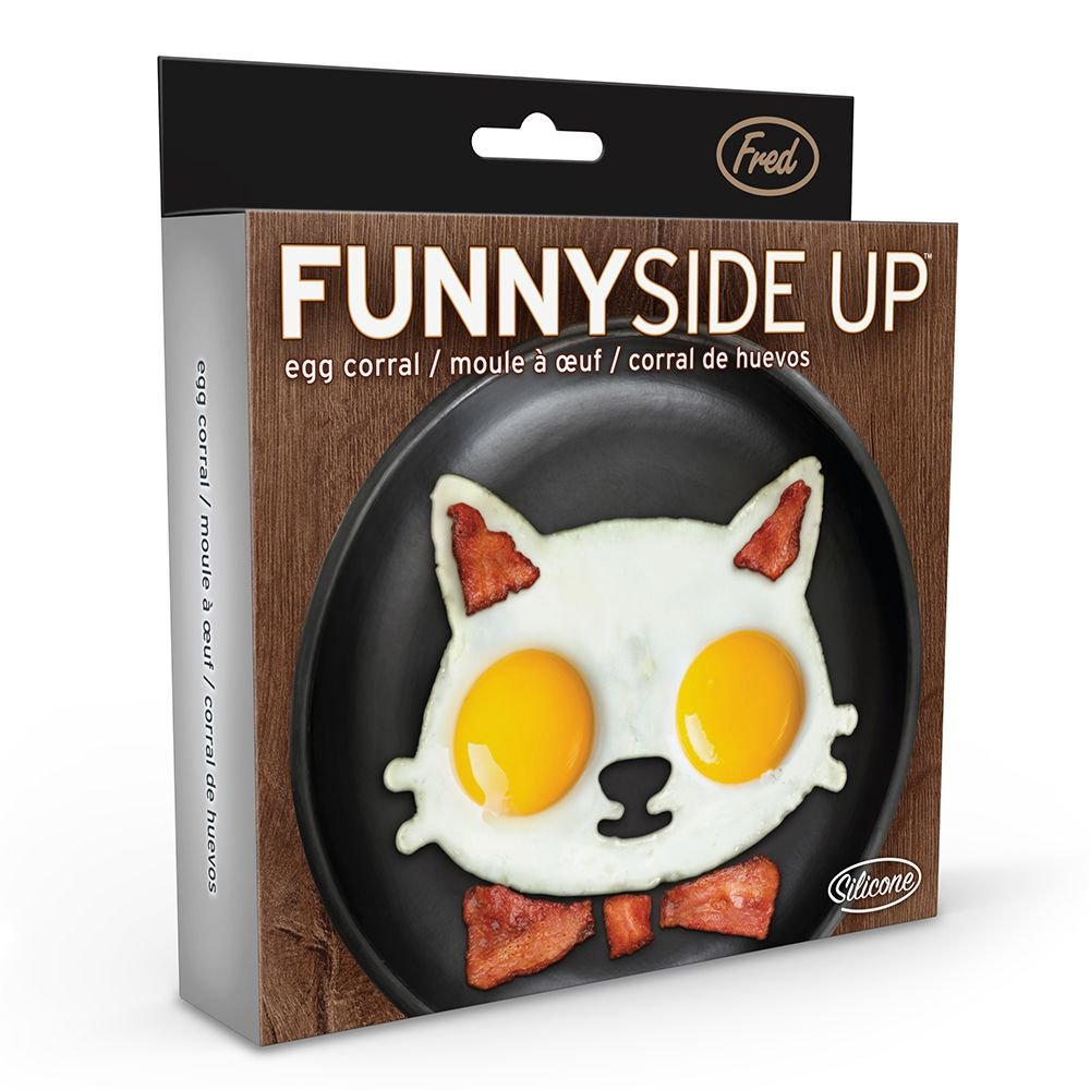 FunnySide Up - Cat