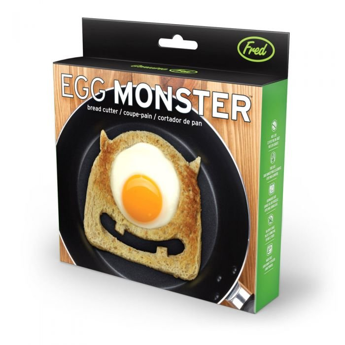 Egg Monster - Bread Cutter