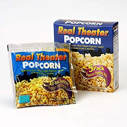 Real Theater All-Inclusive Popping Kit - 5 Pack
