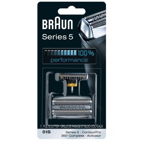 Braun 51S Series 5 Foil & Cutter