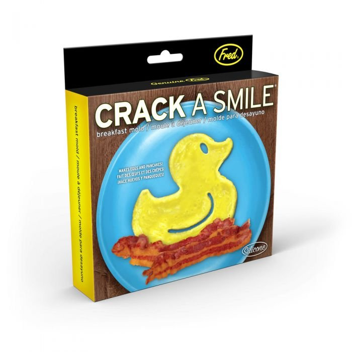 Crack A Smile Breakfast Mold - Duck