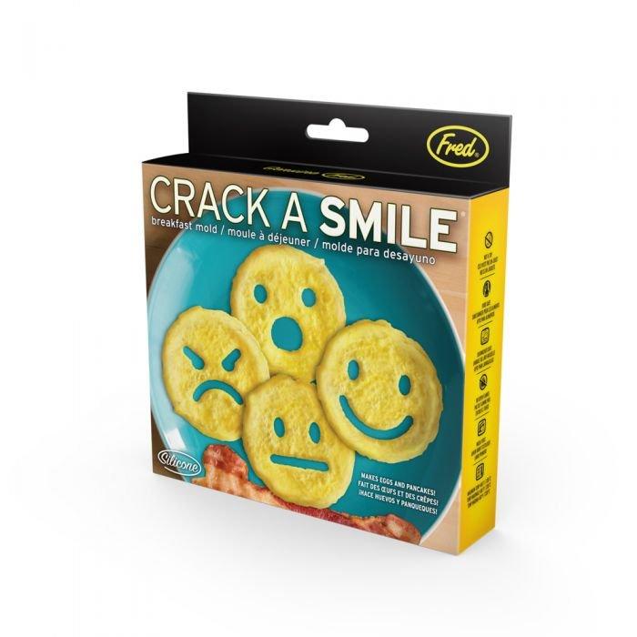 Crack A Smile Breakfast Mold - Emoji