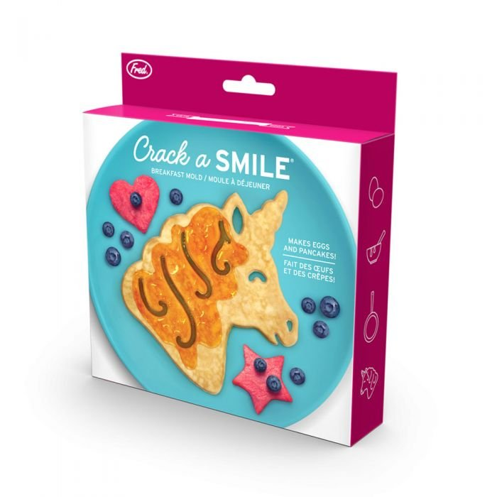 Crack A Smile Breakfast Mold - Unicorn