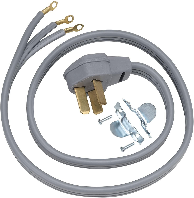 Range Cord 4' 3-Wire 50Amp