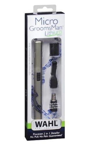 Wahl Li-Ion Micro Groomsman Personal Trimmer